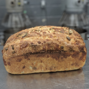 Nat's Bread Co - Jalapeno Cheddar sourdough bread