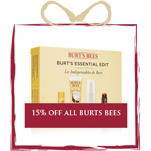 15% off all Burts Bees