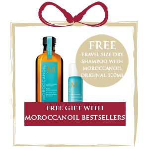 Free gift with Moroccanoil
