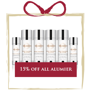 15% off all Alumier