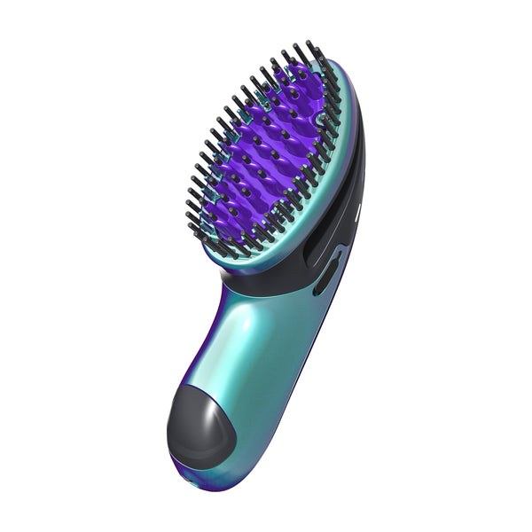 DAFNI Allure Cordless Hair Straightening Ceramic Brush