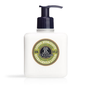 L'Occitane Shea Verbena Extra-Gentle Lotion for Hands & Body