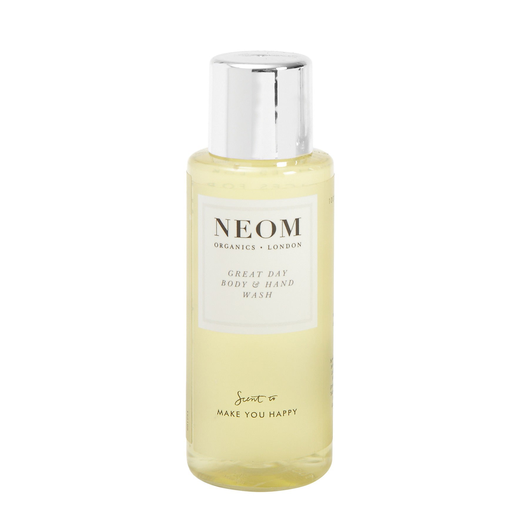 Neom Scent to Make You Happy Great Day Body & Hand Wash 50ml