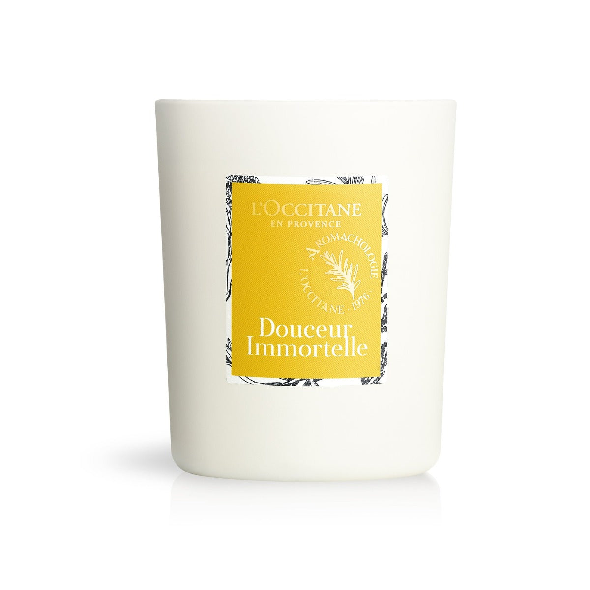 L'Occitane Douceor Immortelle Uplifting Candle