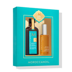Moroccanoil 100ml Original Oil with FREE Dry Body Oil
