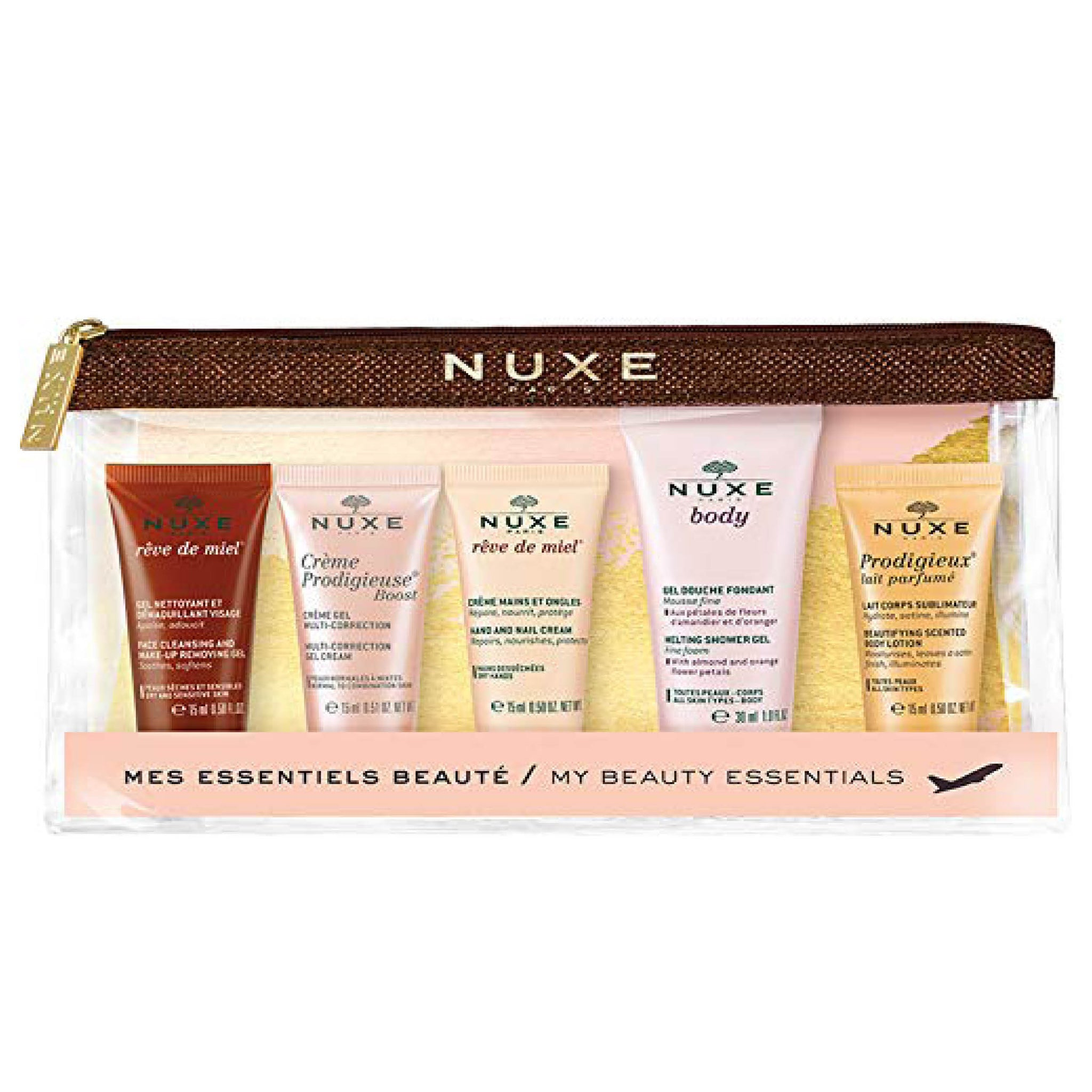 NUXE Travel Essentials Kit