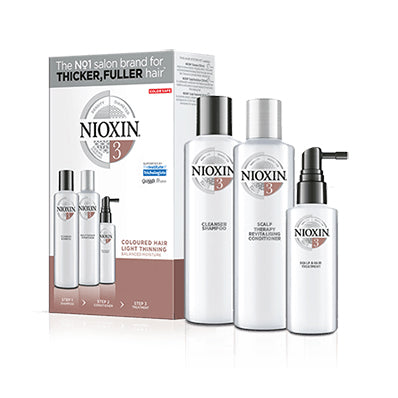 Nioxin Hair System Kit 3 XXL Size