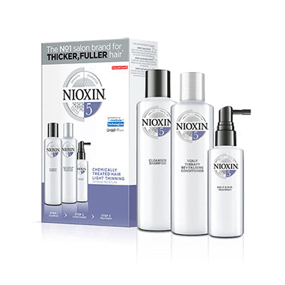 Nioxin Hair System Kit 5 XXL Size