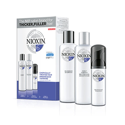 Nioxin Hair System Kit 6 XXL Size