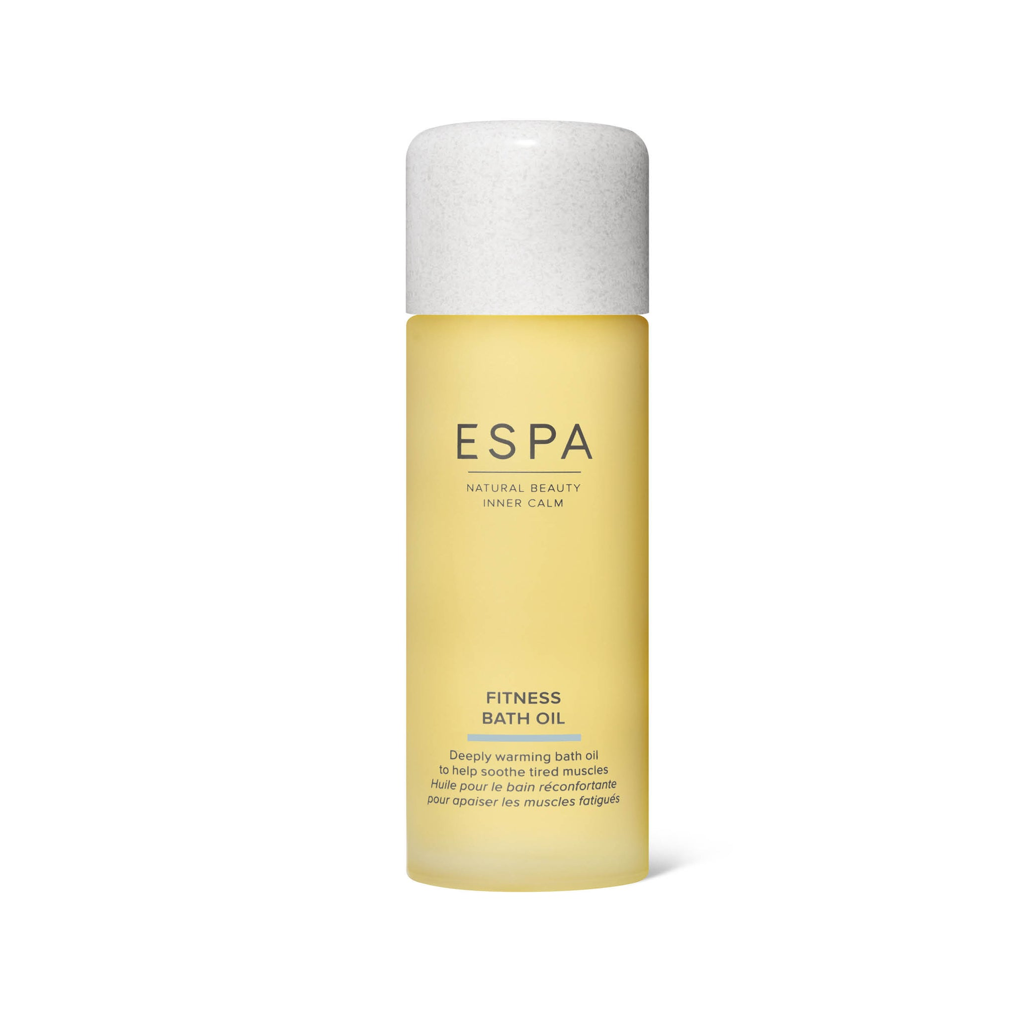 ESPA Fitness Bath Oil