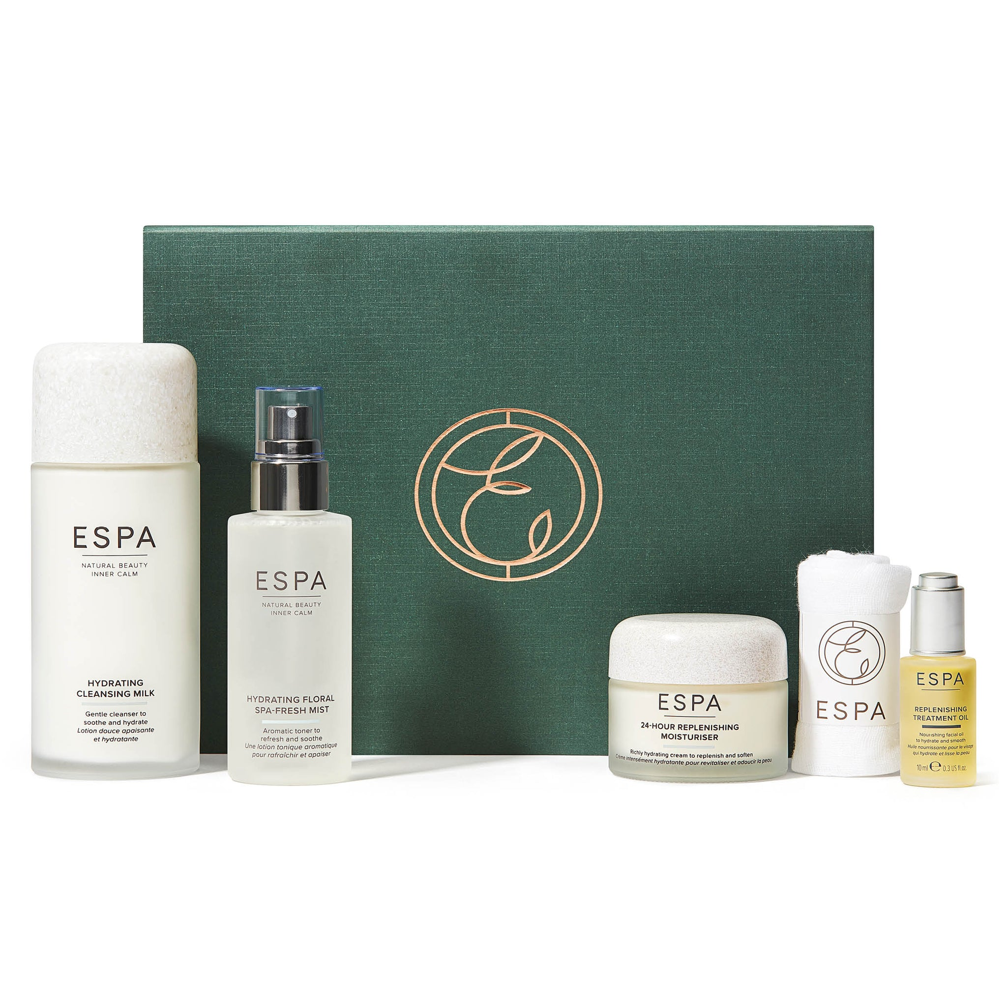 ESPA Replenishing Collection
