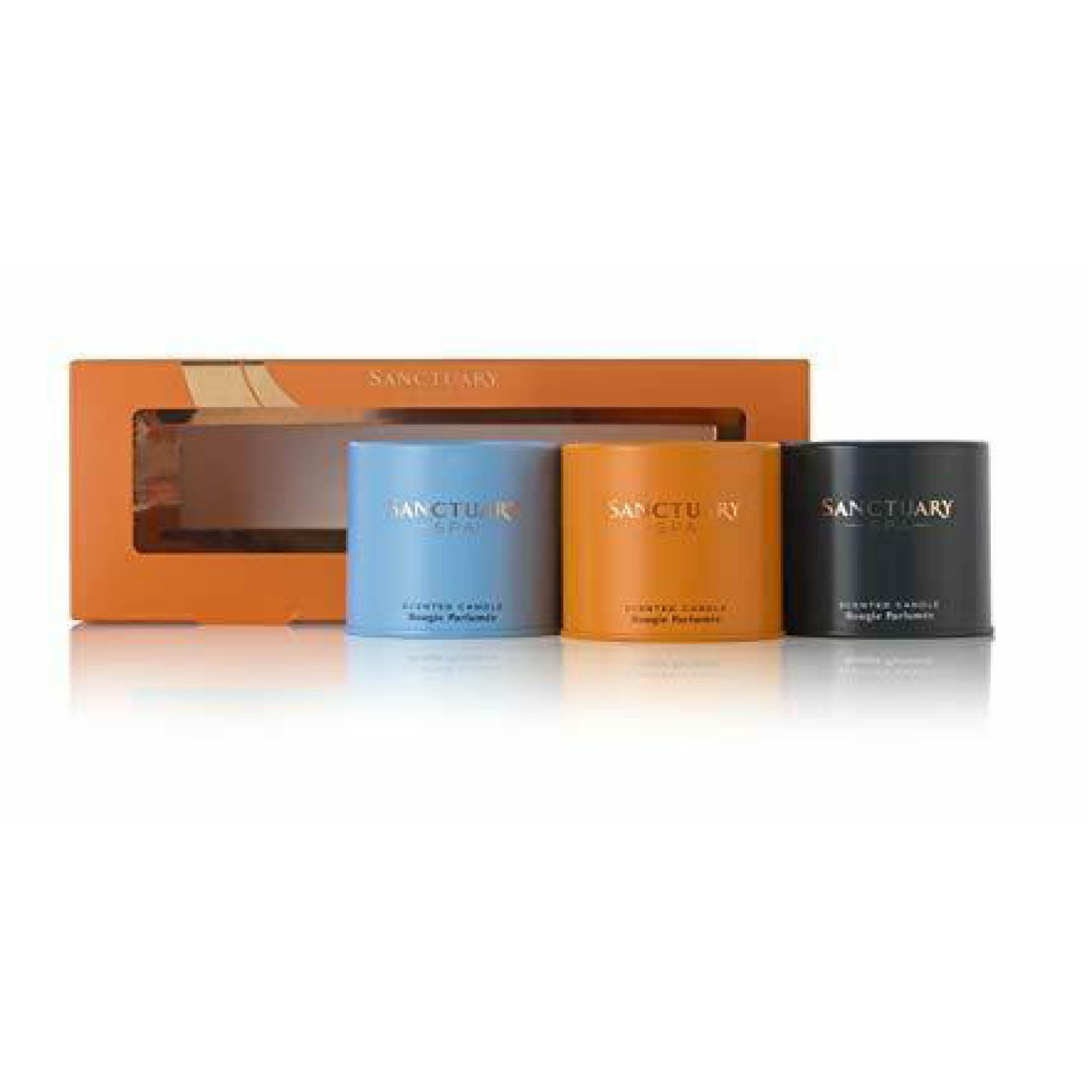 Sanctuary Candle Trio Gift