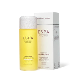 ESPA Positivity Bath and Body Oil