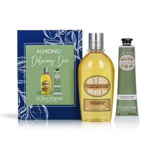 L'Occitane Almond Delicious Duo