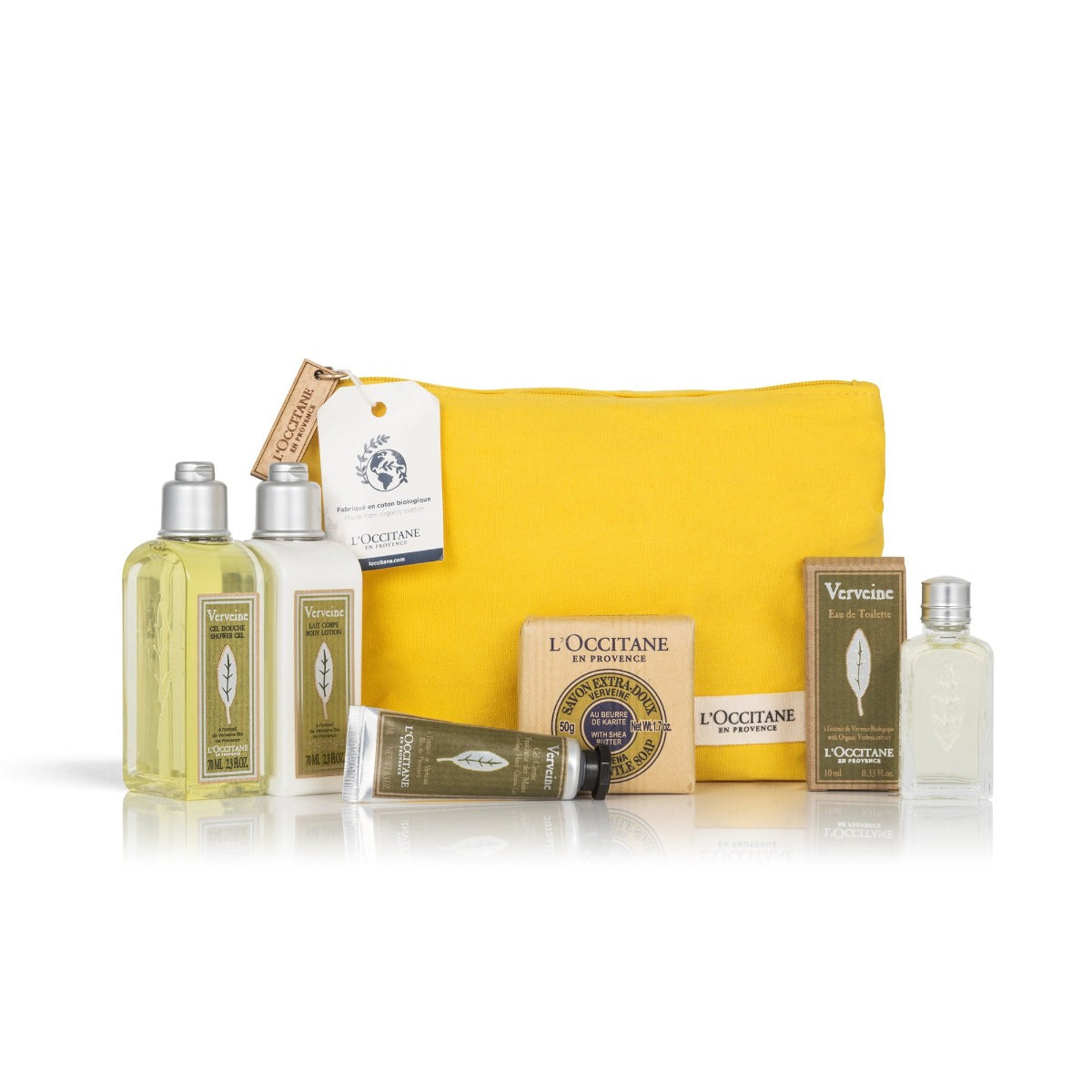 L'Occitane Verbena Discovery Collection