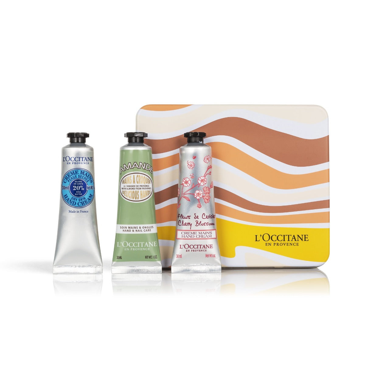 L'Occitane 30ml Hand Cream Trio