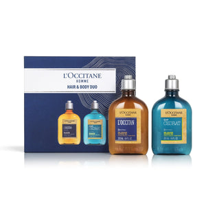 L'Occitane Mens Grooming Duo
