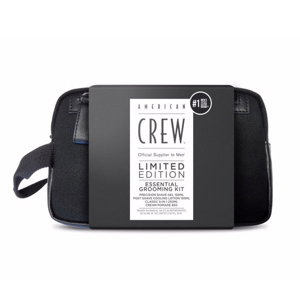 American Crew Essential Grooming Kit