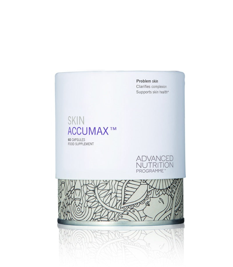 Advanced Nutrition Programme Skin Accumax 60 Caps