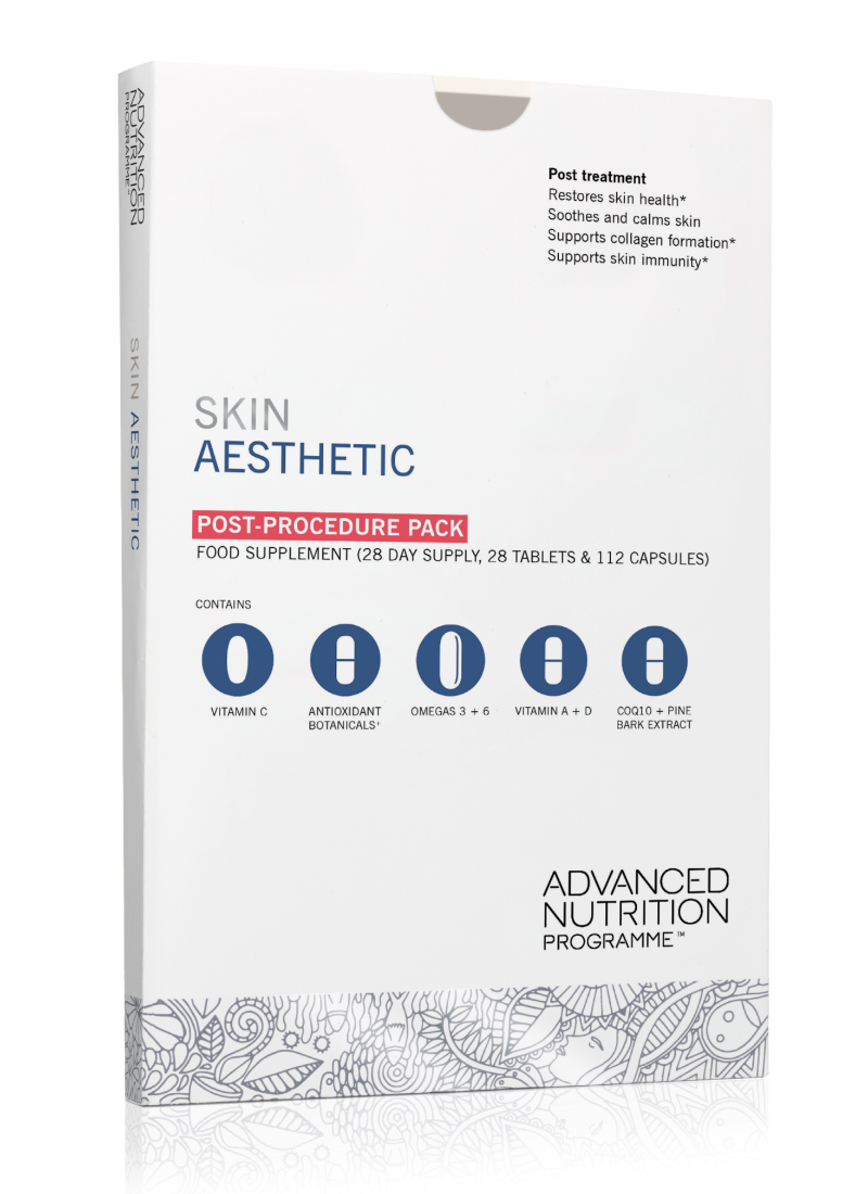 Advanced Nutrition Programme Skincare Box Aesthetic Post Procedure