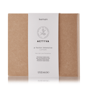 Kemon Actyva P Factor Intensive Lotion for Men