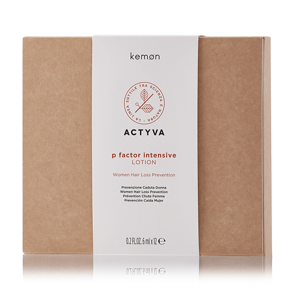 Kemon Actyva P Factor Intensive Lotion for Women