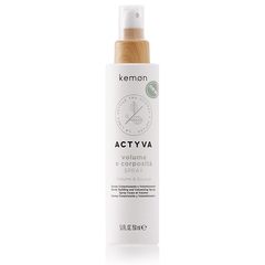 Kemon Actyva Volume e Corposita Spray