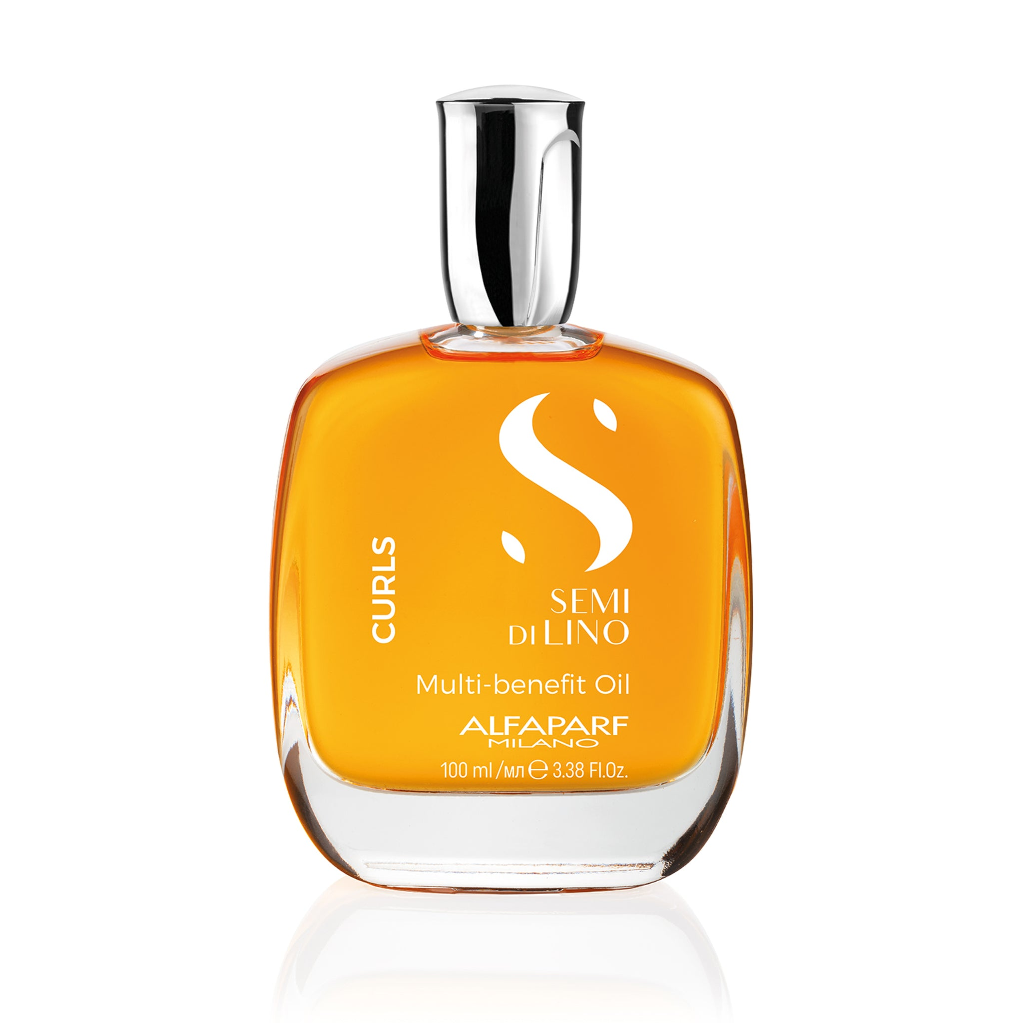 ALFAPARF Milano Semi Di Lino Curls Multi-Benefit Oil
