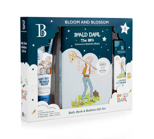 Bloom and Blossom Roald Dahl The BFG Bath, Book & Bedtime Gift Set