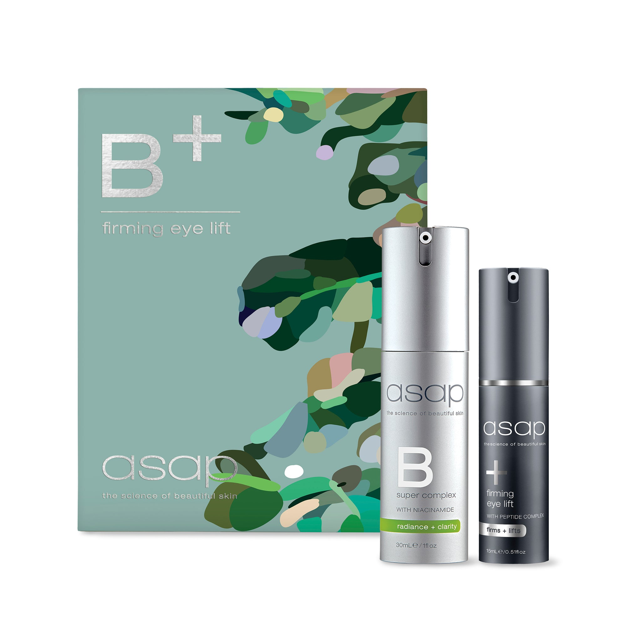 ASAP B+ firming eye lift Gift Set
