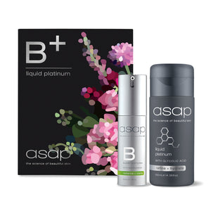 ASAP B+ liquid platinum Gift Set