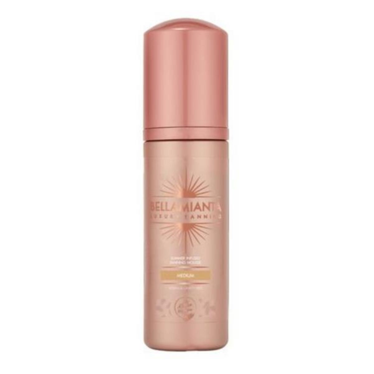 Bellamianta X Maura Higgins Tanning Mousse Medium
