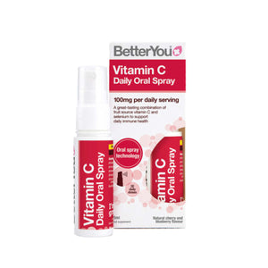 BetterYou Vitamin C Oral Spray
