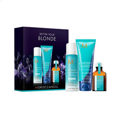 Moroccanoil Better Your Blonde Gift Set