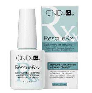 CND Rescue RXx Daily Keratin Treatment