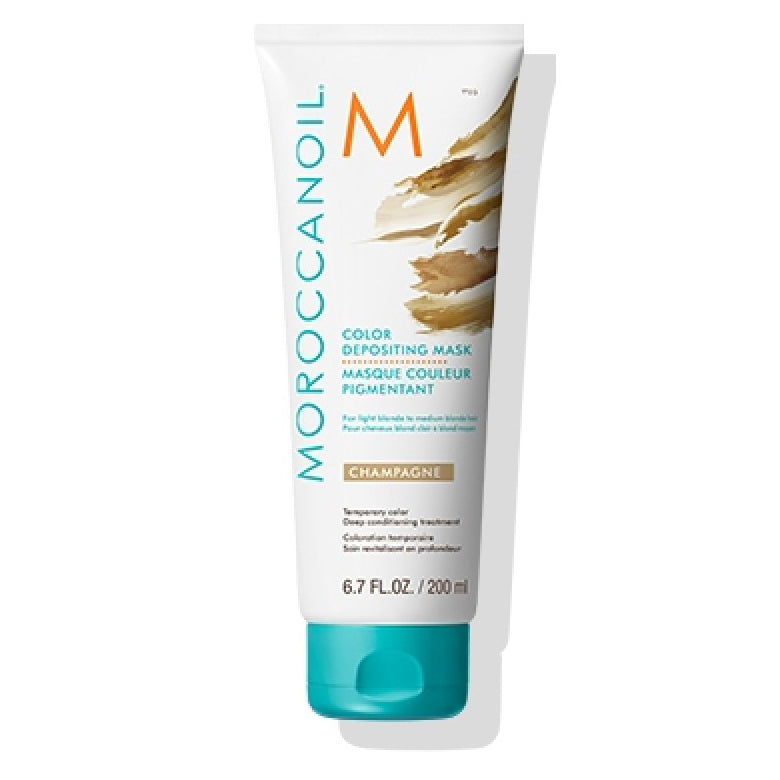 Moroccanoil Color Depositing Mask Champagne