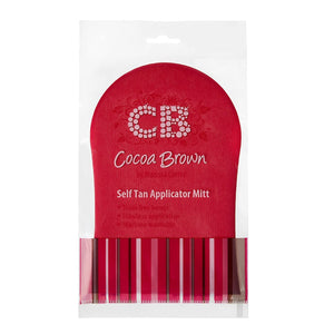 Cocoa Brown Tanning Mitt