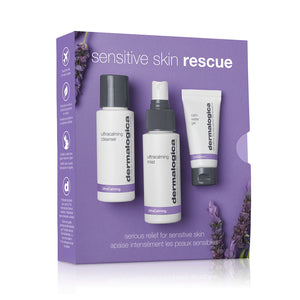 Dermalogica Sensitive Skin Rescue Kit