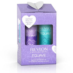 Revlon Equave Blonde Detangling Kit
