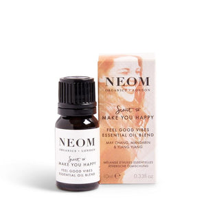 Neom Scent To Make You Happy Feel Good Vibes Essential Oil Blend
