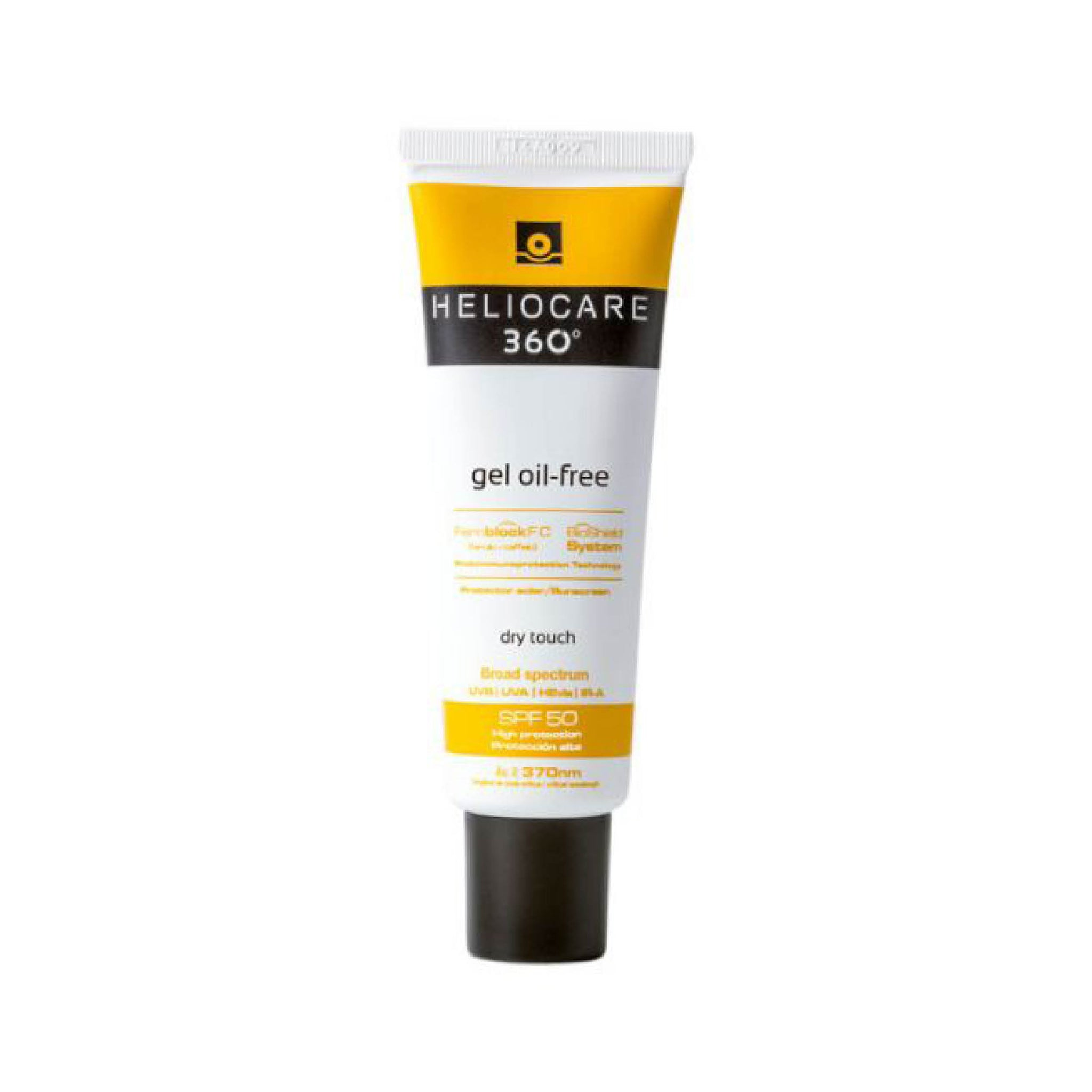 Heliocare 360 Gel Oil Free SPF50