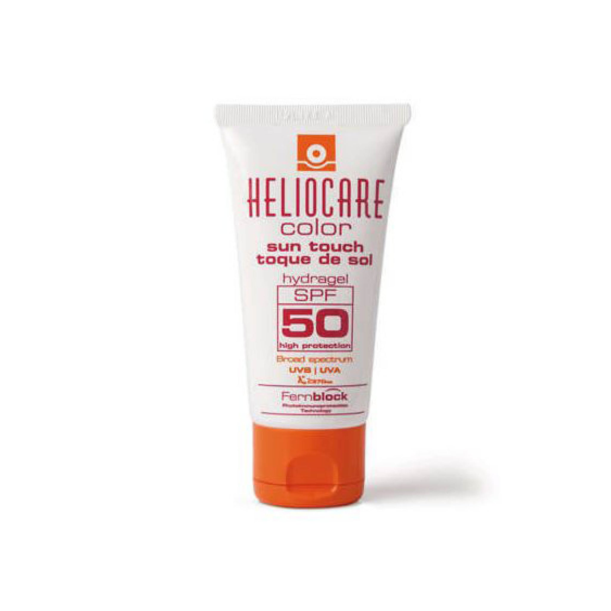 Heliocare Color Hydragel SPF50
