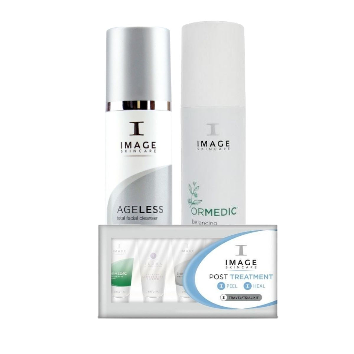 IMAGE Alternating Cleansers For Ageing/ Combo Skin Bundle