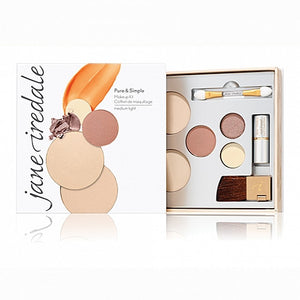 Jane Iredale Pure & Simple Kit Medium Light