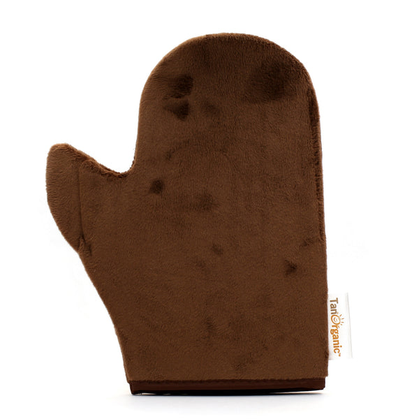 Tan Organic Luxury Application Glove