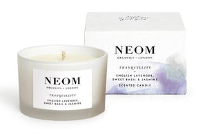 Neom Scent to Sleep Tranquility Travel Candle