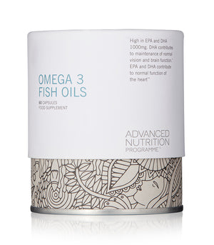 Advanced Nutrition Programme Wellbeing Omega 3 Fish Oil