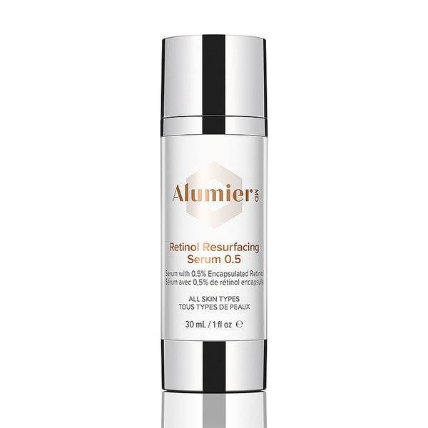 Alumier MD Retinol Resurfacing Serum 0.5