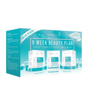 Revive Active Nine Week Beauty Plan with Gel Eye Mask