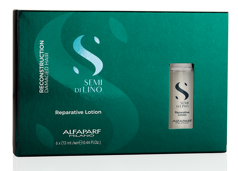Alfaparf Semi Di Lino Reconstruction Reparative Lotion